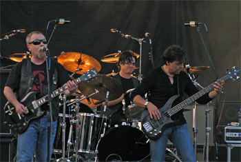 Blue Oyster Cult at Naperville's Last Fling - September 2, 2012