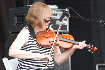 Liz Carroll and Friends at Milwaukee Irish Fest - August 16, 2014