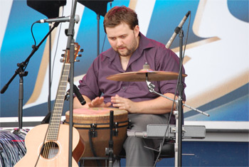 McPeake at Mikwaukee Irish Ferst 2010 - August 21,2010