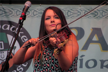 Goitse at Milwaukee Irish Fest - August 15, 2015
