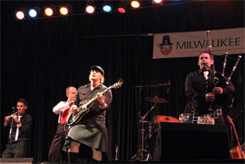 Kintra at Mikwaukee Irish Ferst 2010 - August 21,2010