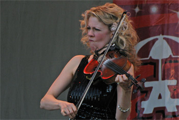 Natalie MacMaster at Taste of Chicago - June 29, 2011