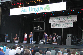 Mànran at Milwaukee Irish Fest - August 17, 2013